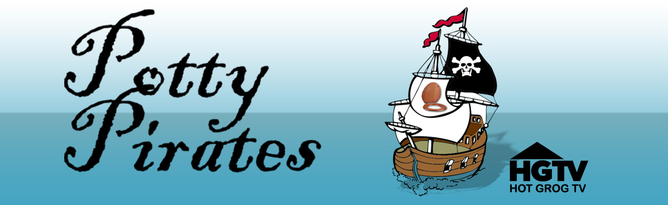 Potty Pirates Extreme Remodeling