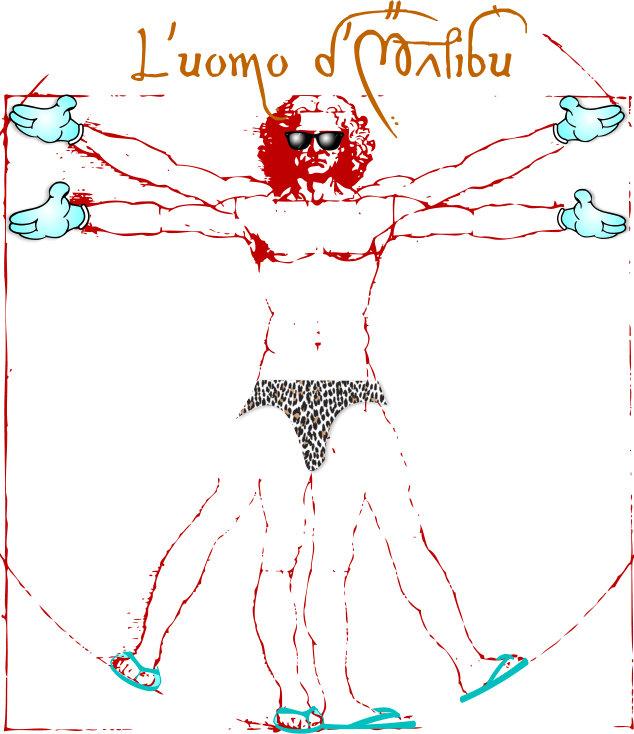 DaVInci's 'Malibu Man'