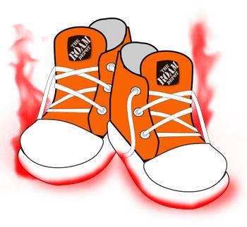 Hot Sneakers