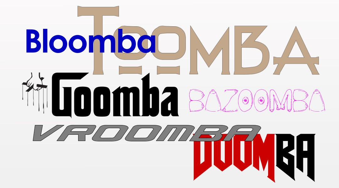 The Roomba Variants